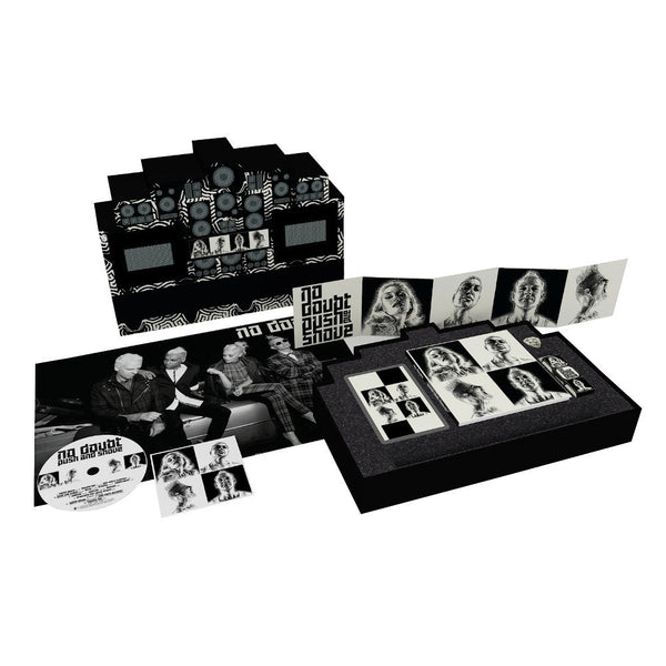 No Doubt - Push and Shove - Super Deluxe Edition - CD Box Set