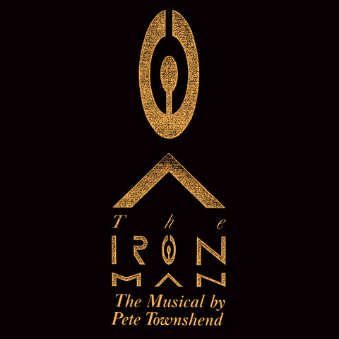 The Iron Man: The Musical - Limited Edition Color Vinyl LP