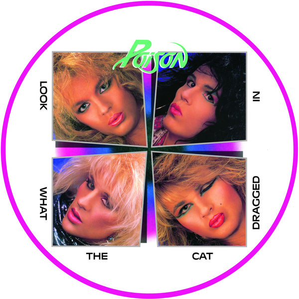 Look What The Cat Dragged In - Limited Edition 30th Anniversary Picture Disc - Vinyl LP