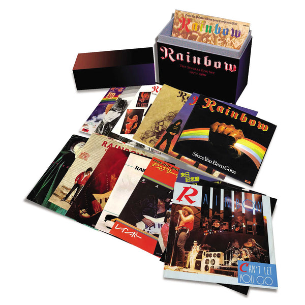 The Singles 1975-1986 - CD Box Set