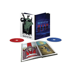 Rush - 2112 ‑ Limited Super Deluxe Edition - CD+Blu-ray Box Set