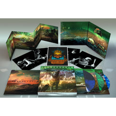 Soundgarden - Telephantasm: A Retrospective - Super Deluxe Edition - CD+DVD+Vinyl Box Set