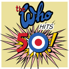 The Who Hits 50! - CD