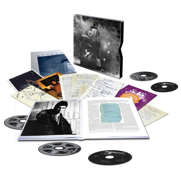 The Who - Quadrophenia - Director's Cut (Super Deluxe Box Set)