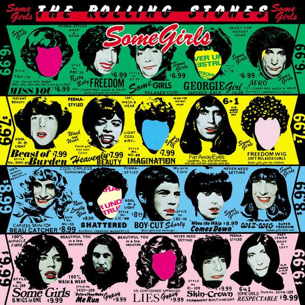 The Rolling Stones - Exile on Main Street - Super Deluxe Edition - Vinyl Box Set
