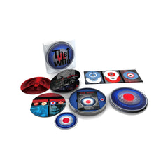 The Who - Quadrophenia: Live In London - Deluxe Edition - CD+DVD Box Set