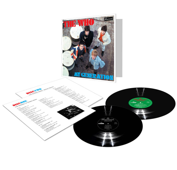 My Generation - Exclusive Stereo Mix - Vinyl 2LP
