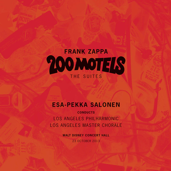 200 Motels: The Suites - CD Set