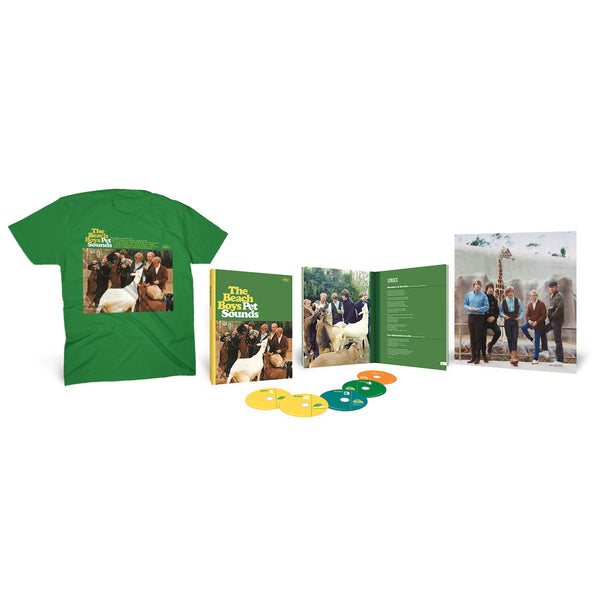 Beach Boys Pet Sounds Exclusive Bundle