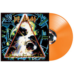 Def Leppard Hysteria *Limited Edition* - 2LP Orange Vinyl 2LP