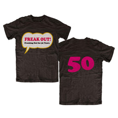 Zappa 50th Anniversary Freaking Out T-Shirt