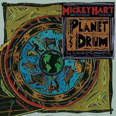 PLANET DRUM 25TH ANNIVERSARY REISSUE: CD
