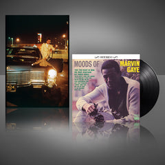 "'The Moods Of Marvin Gaye: LP + ""Car"" Lithograph"
