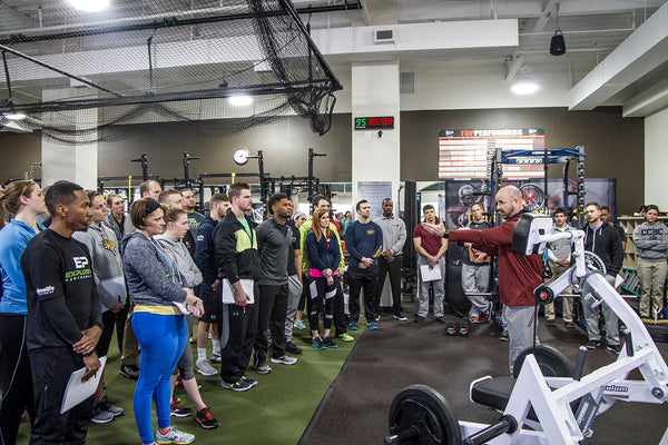 Smarter Team Training - 7th Annual Strength and Conditioning Clinic