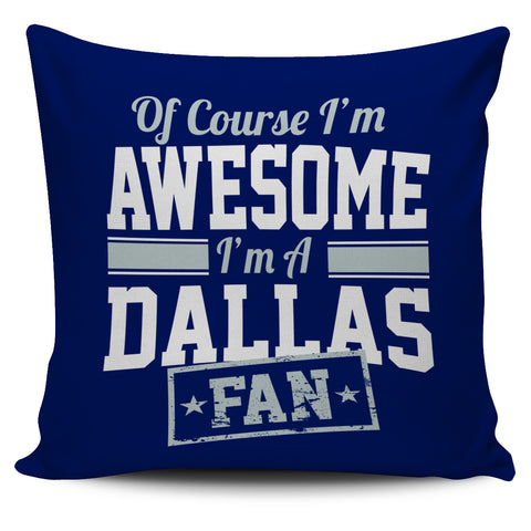 Awesome Dallas Pillowcase