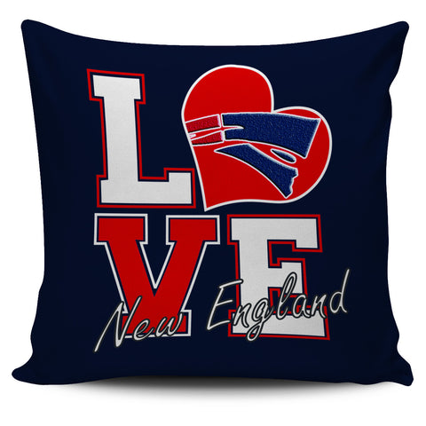 New England Love Premium Pillowcase