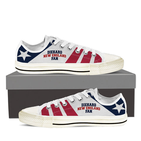 New England Women's Low Top