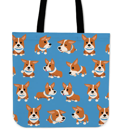 Corgies Totebag
