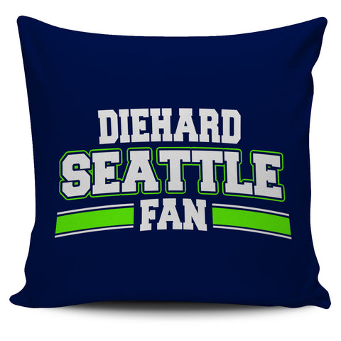 Diehard Seattle Pillowcase