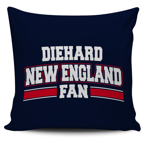 Diehard New England Pillowcase