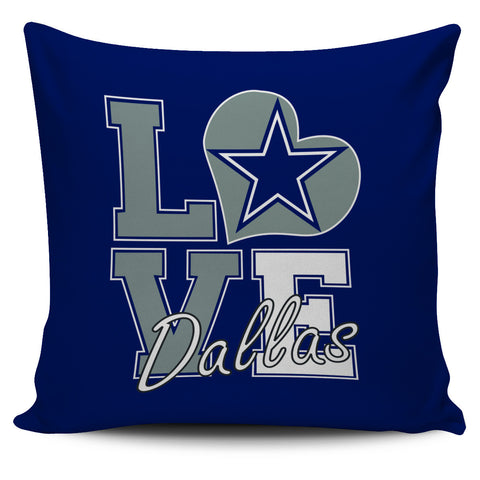 Dallas Pillowcase