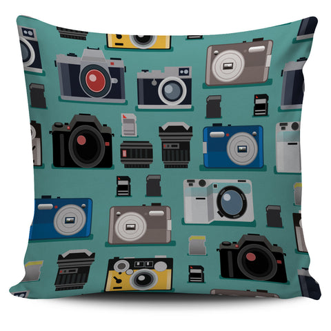 Camera Pillowcase