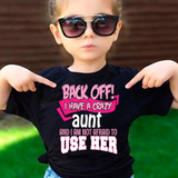 Back Off (Aunt's Edition)