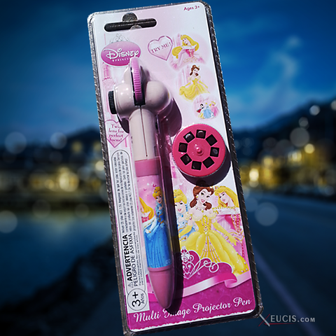 Disney Multi Image Projection Pen