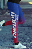 Buffalo Football Classic Leggings