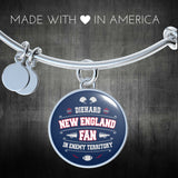 DH New England Fan in Enemy Territory - Bangle