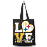 Awesome Pittsburgh Fan Totebag