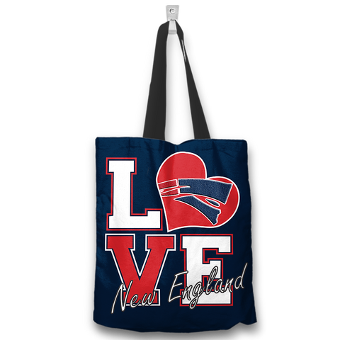 New England Love Totebag