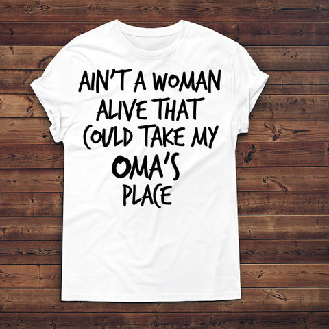Ain't A Woman Alive (OMA Edition)
