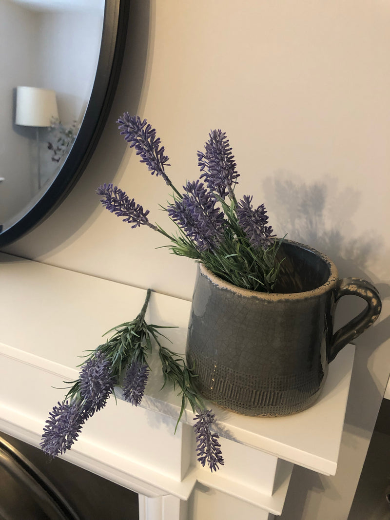 Short Lavender spray