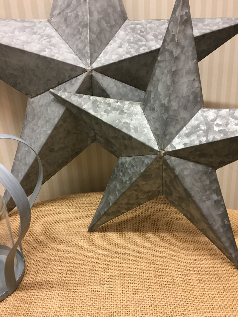 Medium Metal Barn Star