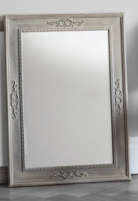 Ellesmere Limed Oak mirror