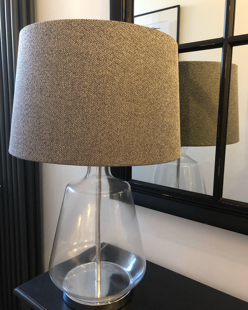 Large Glass Lamp Chelsea