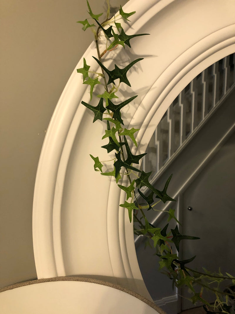 Long small ivy garland