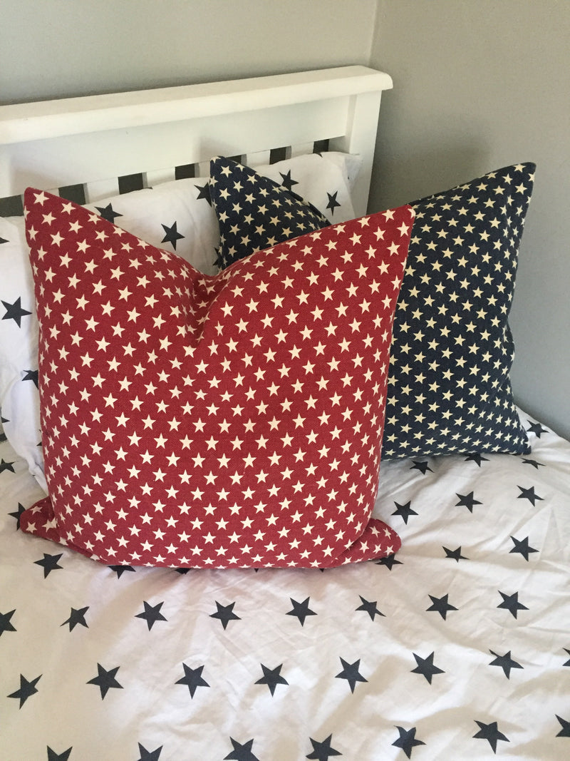 Red Star cushion