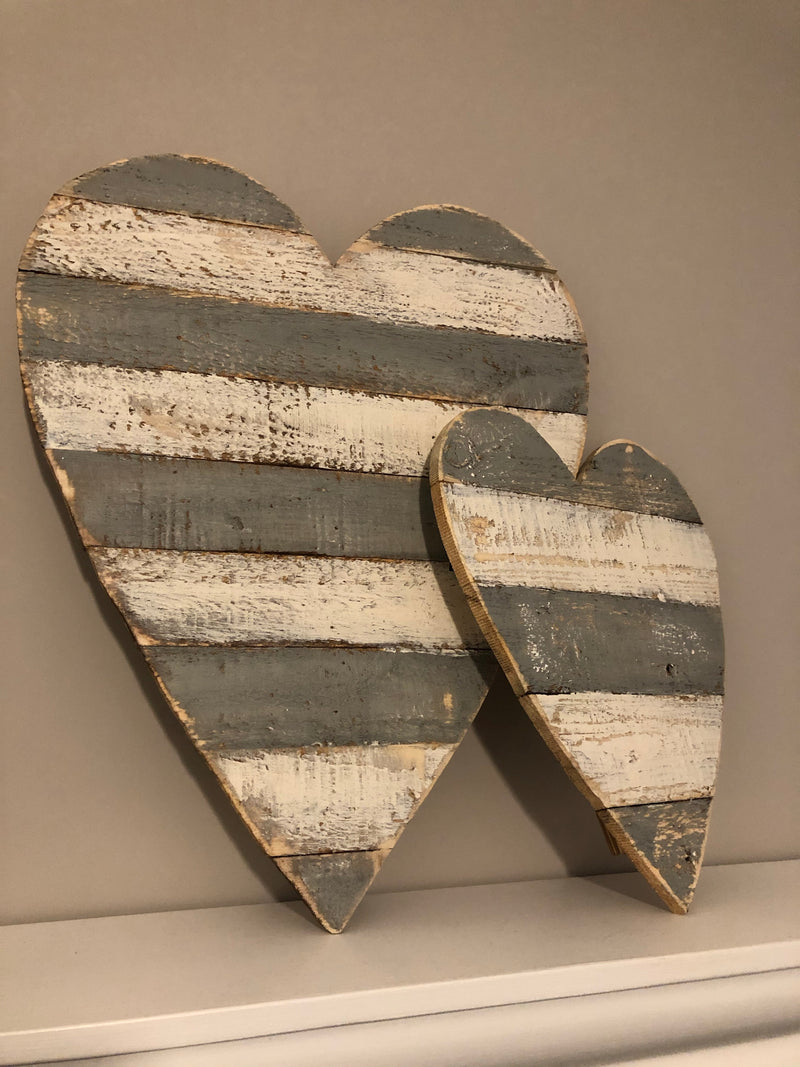 Large driftwood grey plaque wall plaque