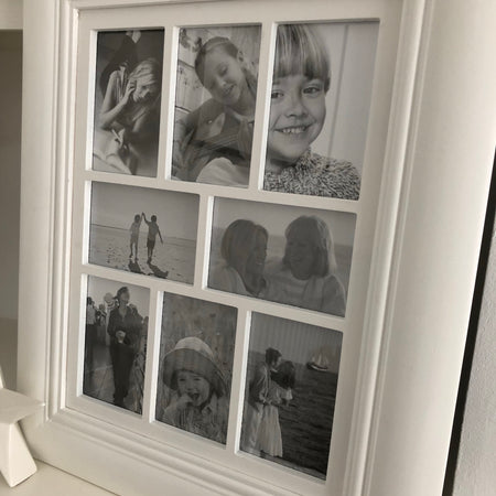 4x6 8 picture multi frame