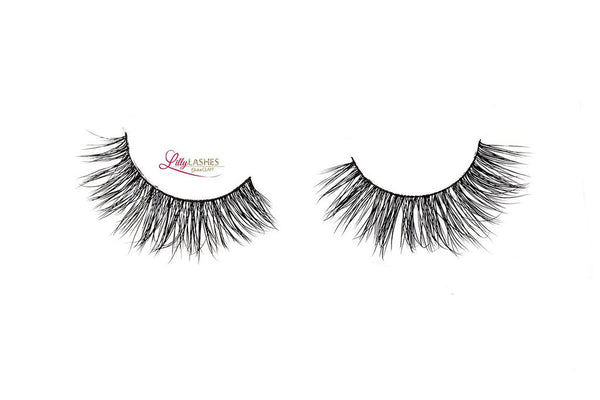 Lilly Lashes The Luxury Collection Diamonds - Glammua