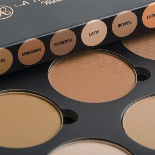 Anastasia Beverly Hills Pro Series Contour Kit Tan - Deep - Glammua