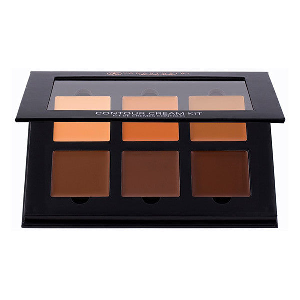 Anastasia Beverly Hills Pro Series Contour Cream Kit Deep - Glammua