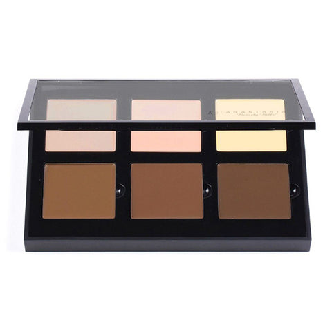 Anastasia Beverly Hills Pro Series Contour Cream Kit Light - Glammua