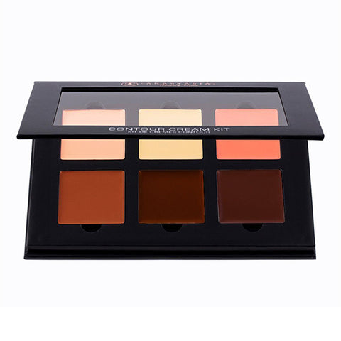 Anastasia Beverly Hills Pro Series Contour Cream Kit Medium - Glammua