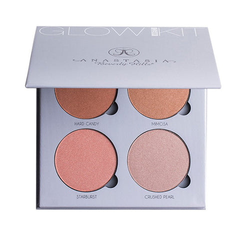 Anastasia Beverly Hills Glow Kit - Gleam Edition - Glammua