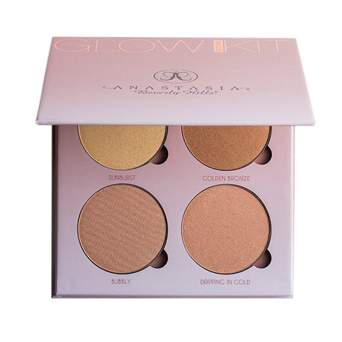 Anastasia Beverly Hills Glow Kit - That Glow - Glammua