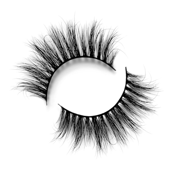 Luxo Lashes Ultra Curl 3D Mink Lashes Angel - Glammua