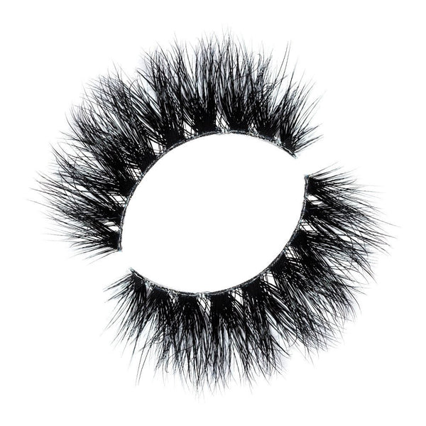 Lilly Lashes 3D Band-Less Mink Lashes Arika - Glammua
